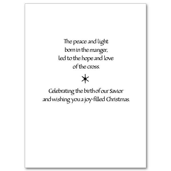 Peace Hope Light Love