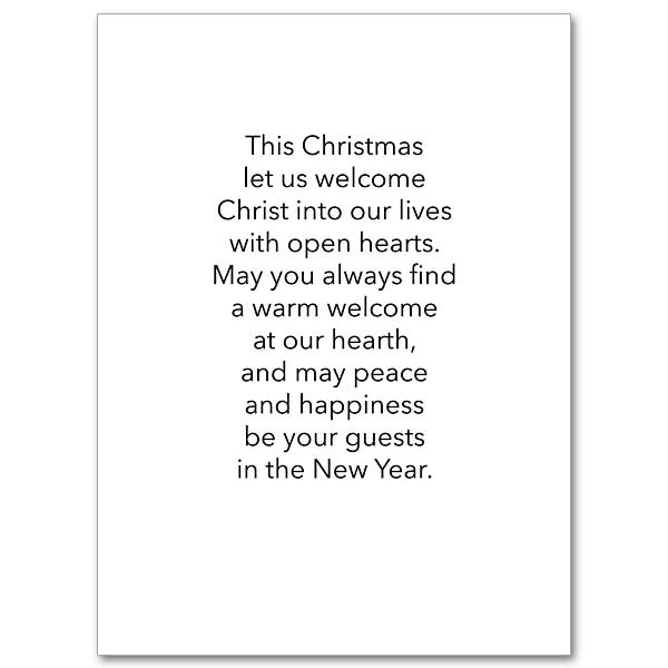 A Gaelic Greeting at Christmas