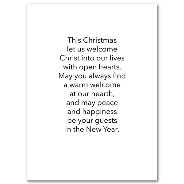 A Gaelic Greeting at Christmas