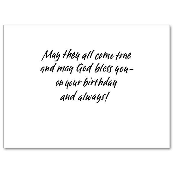 Birthday Wishes Birthday Card – Text Birthday Card