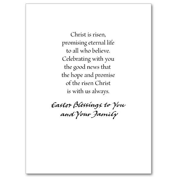 Jesus Christ the Grace, the Promise