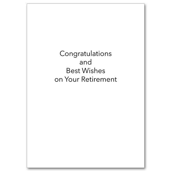 To a Remarkable Woman on Her Retirement