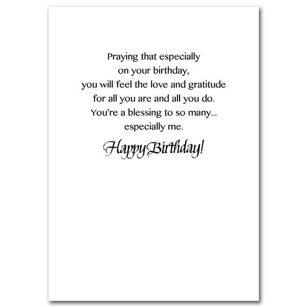 Happy Birthday, Sister