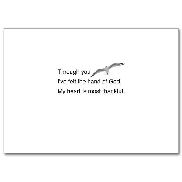 Through You I've Felt...