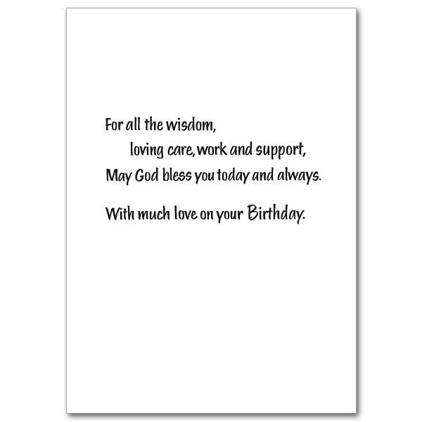 Happy Birthday Dad: Birthday Card