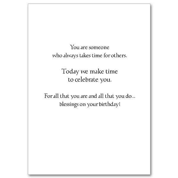 Today Is For Dad: Birthday Card For Dad