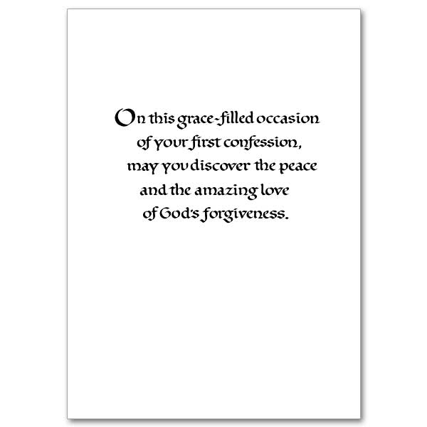 Gods forgiveness first reconciliation card first reconciliation card m4hsunfo