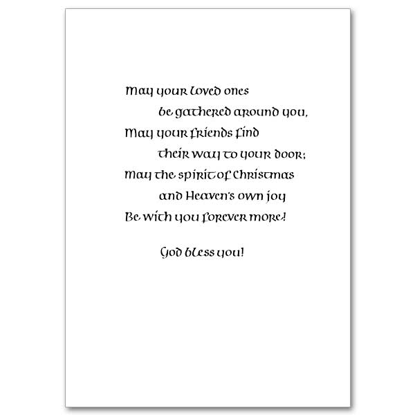An Irish Blessing for You