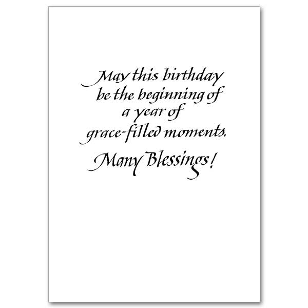 Special Birthday Wish Birthday Card – Text for Birthday Card