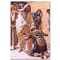 The Healing of the Leper