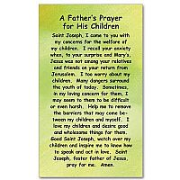 A Father's Prayer for His Children