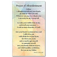Prayer of Abandonment