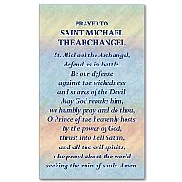Prayer to St. Michael Archangel