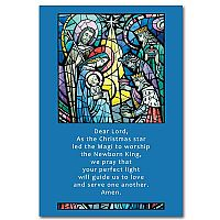 The Christmas Star Led the Magi