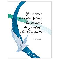 If We Live By the Spirit