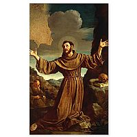 St. Francis of Assisi (Guercino)