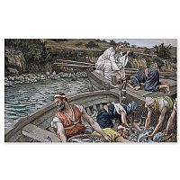Miraculous Draught of Fishes (Tissot)