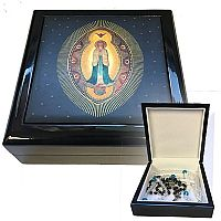 Immaculate Conception Rosary Box