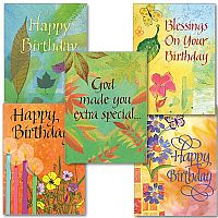 Birthday Blessings Assortment 2013
