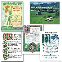 Celtic Blessing Collection