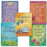 Birthday Butterflies Assortment