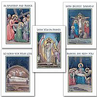 Stations of the Cross Sympathy Collection