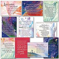 Inspirational Hymns Blank Inside Assortment