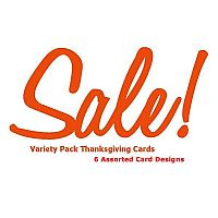Assorted Thanksgiving Sale Collection