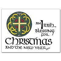 An Irish Blessing For Christmas and the New Year