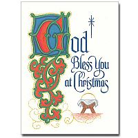 God Bless You at Christmas