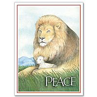 Lion and Lamb of Peace