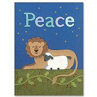 Peace (Lion and Lamb)