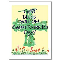 God Bless You on Saint Patrick's Day