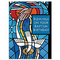 Blessings on Your Baptism Birthday