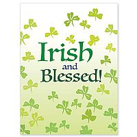 Irish and Blessed
