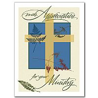 Priest Ministry Appreciation Cards Buy Christian | Party Invitations ...