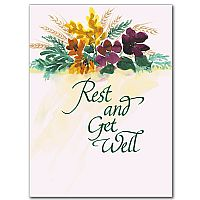 Rest and Get Well