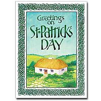 Greetings on St Patrick's Day