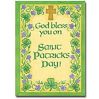 God Bless You on St Patrick's Day