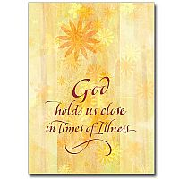 God Holds Us Close