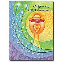 On Your First Holy Communion