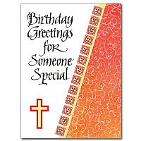 Birthday Greetings for Someone Special
