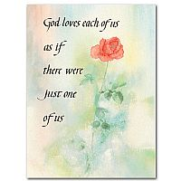God Loves Each of Us