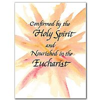 Confirmed by the Holy Spirit