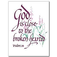 God Is Close to the Brokenhearted