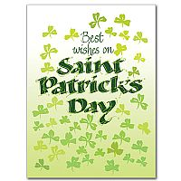 Best Wishes on Saint Patrick's Day