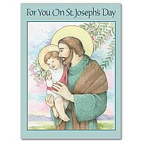 For You on St. Joseph's Day