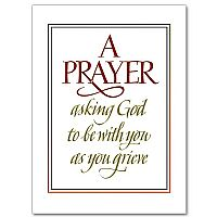 A Prayer Asking God to Be With You