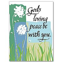 God's Loving Peace Be with You
