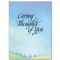 Caring Thoughts of You